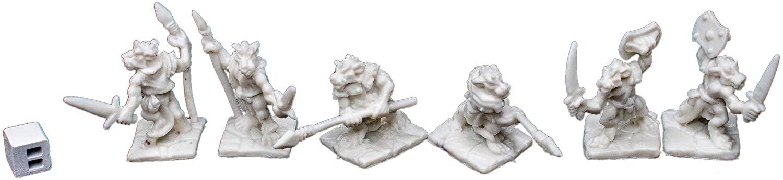 Kobolds (6) - Bones Miniature