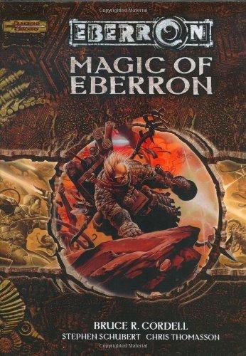 D&D Eberron: Magic of Eberron 3.5 Edition