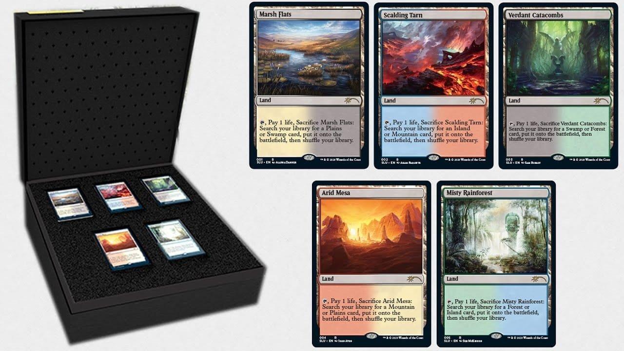 Magic the Gathering CCG: Secret Lair Ultimate Edition