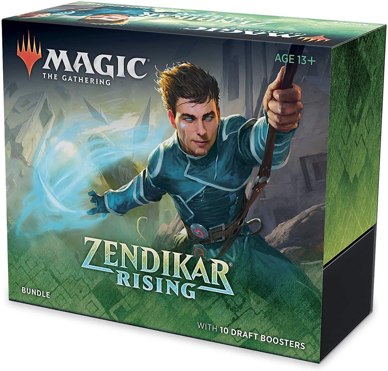 Magic the Gathering CCG: Zendikar Rising Bundle
