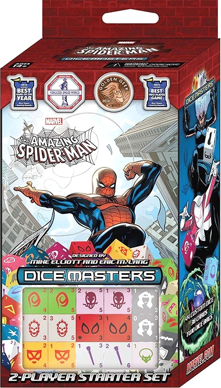 Marvel Dice Masters: Amazing Spider-Man 2 Player Starter Set
