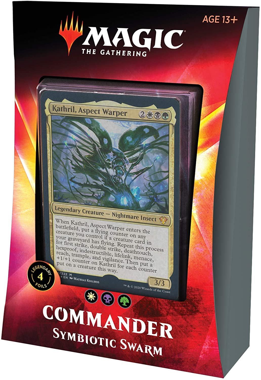 MTG Commander 2020 Symbiotic Swarm