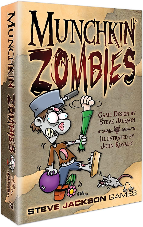 Munchkin: Munchkin Zombies