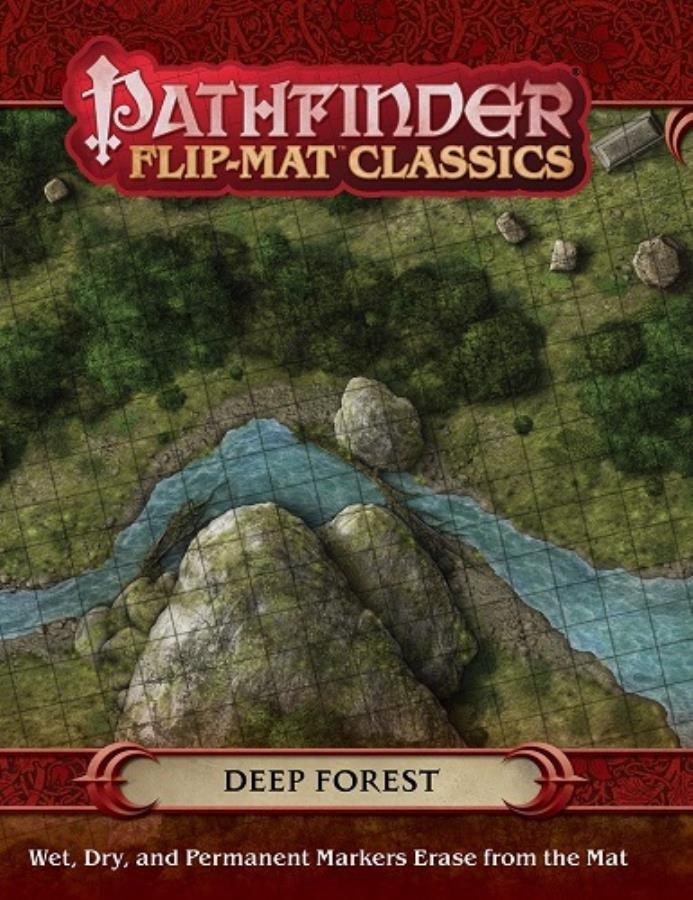 Deep Forest - Pathfinder Flip-Mat Classics