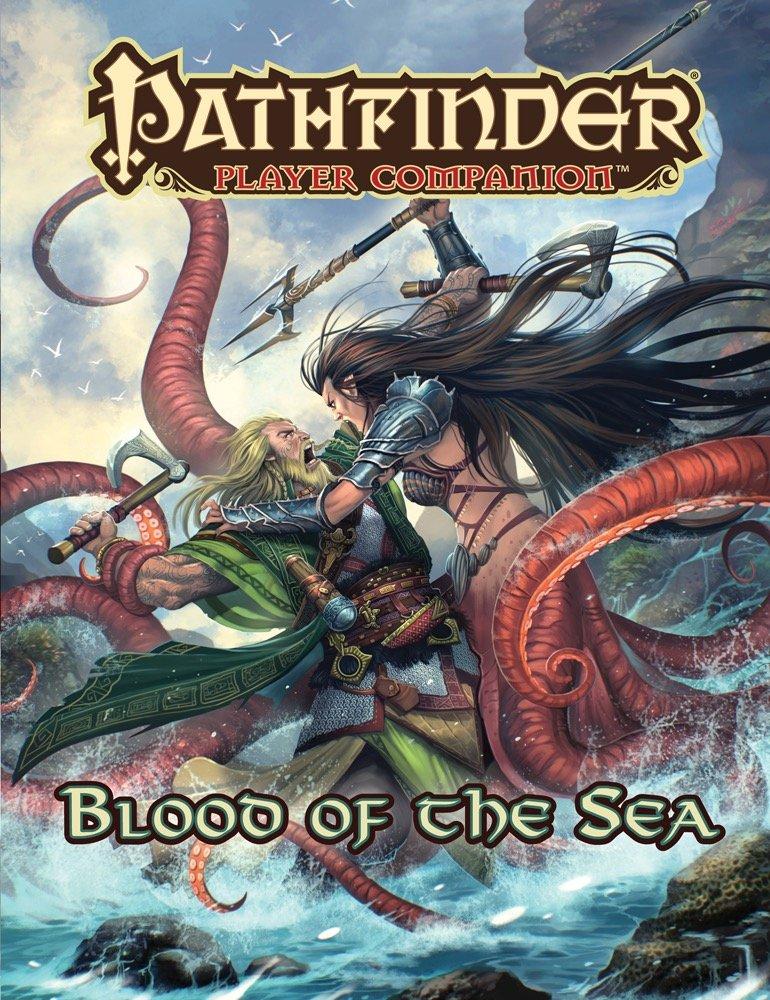 Blood of the Sea - Pathfinder Player Companion