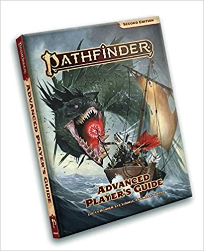 Pathfinder RPG: Advanced Player`s Guide Hardcover (P2)
