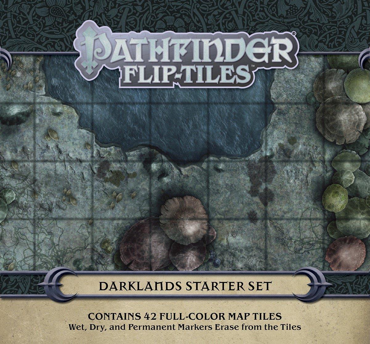Pathfinder RPG: Flip-Tiles - Darklands Starter Set