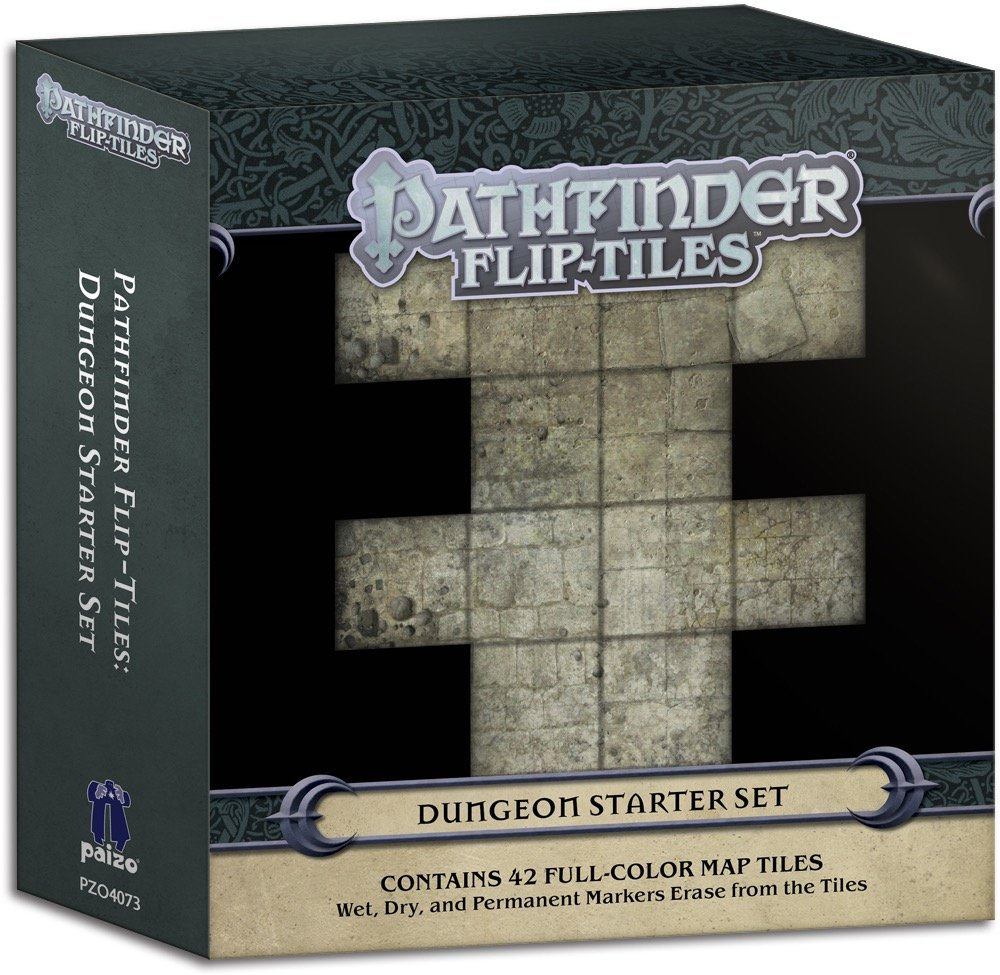 Pathfinder RPG: Flip-Tiles - Dungeon Starter Set