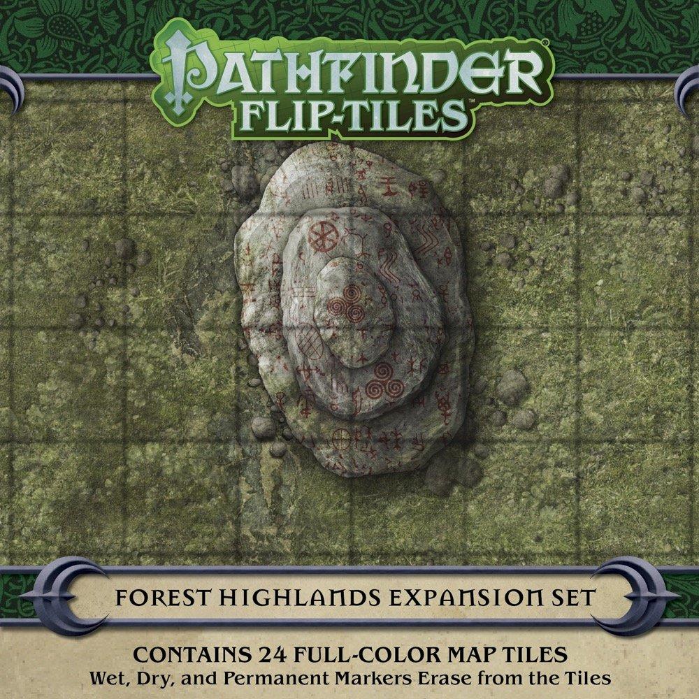 Pathfinder RPG: Flip-Tiles - Forest Highlands Expansion