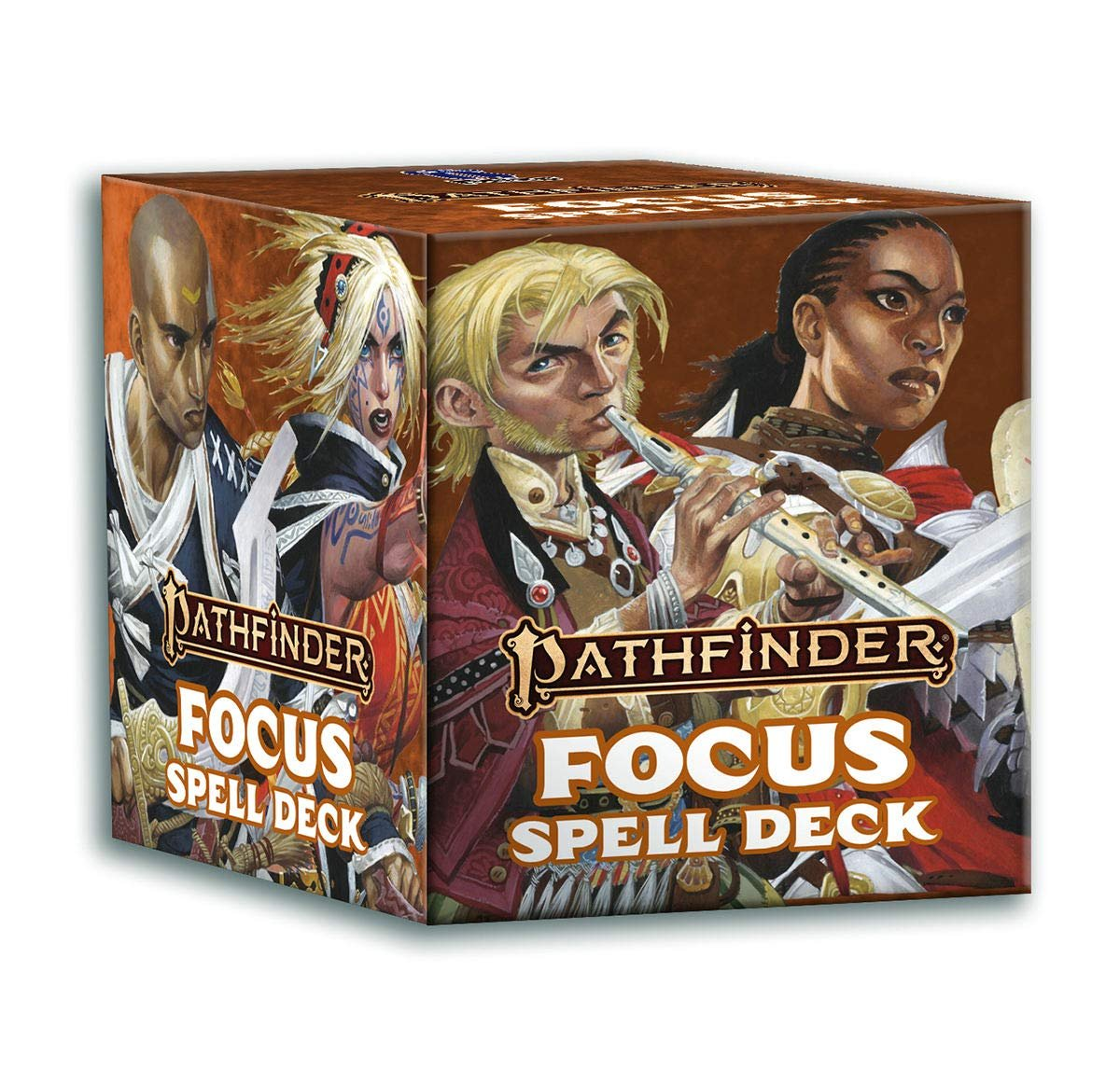 Pathfinder RPG: Spell Cards - Focus (P2)