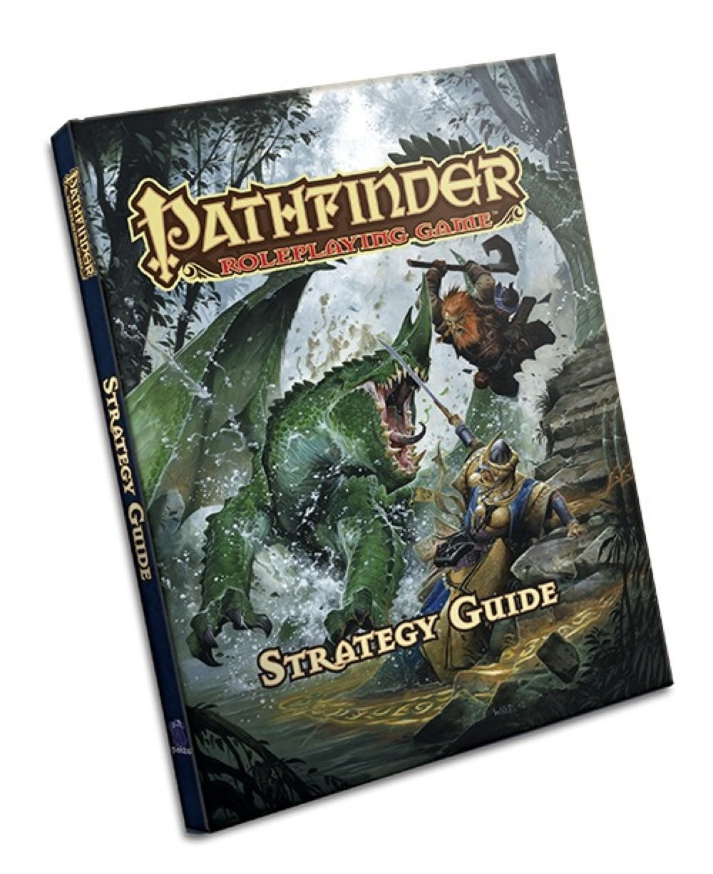 Strategy Guide - Pathfinder 1ED Hardcover