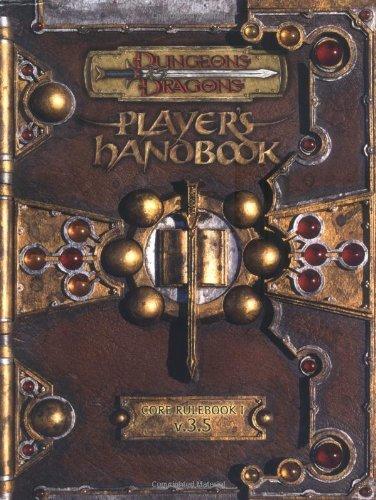 Player's Handbook - D&D 3.5 Edition