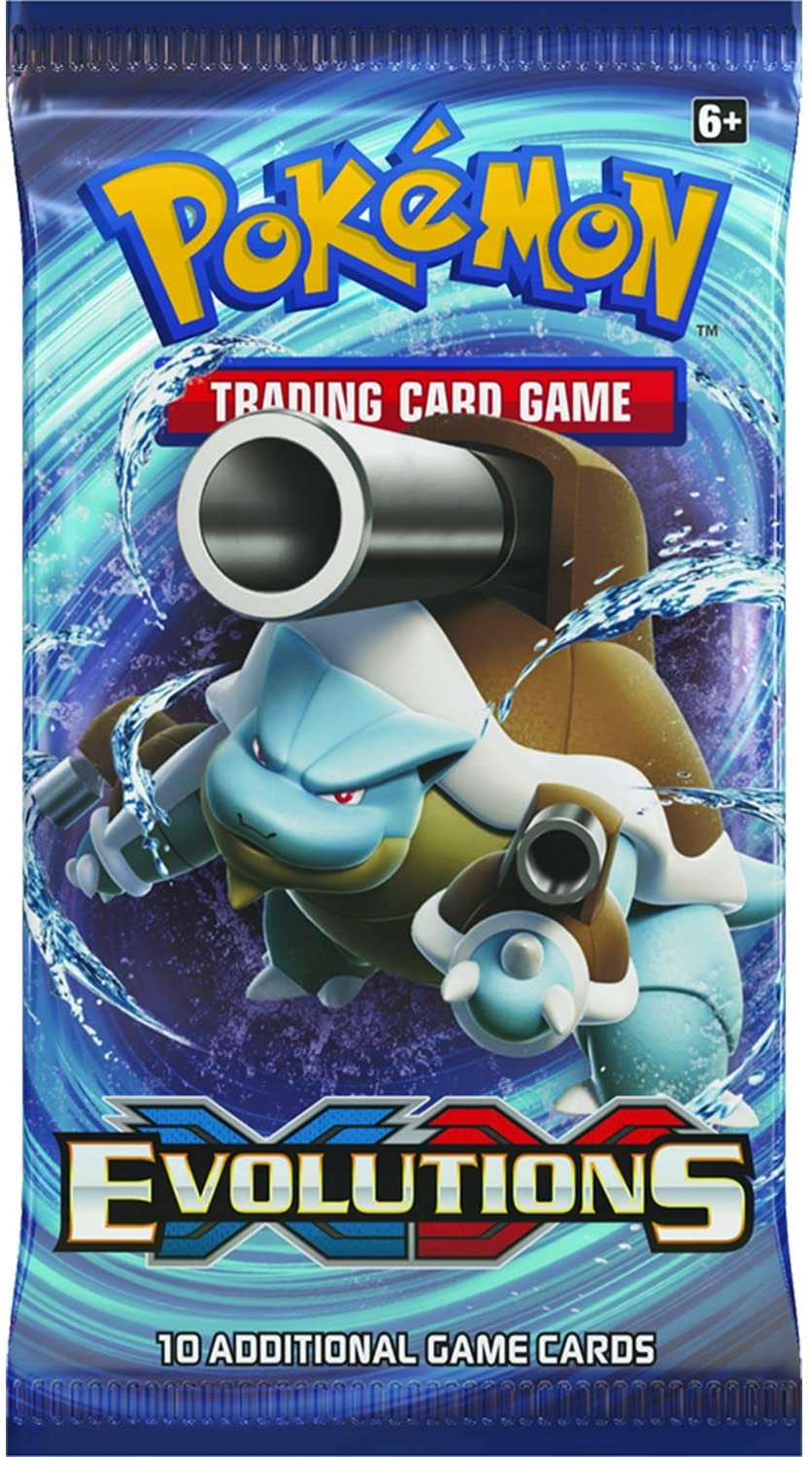 Pokemon TCG: XY Evolutions Booster Pack