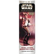 Star Wars Rebel Storm Booster Pack