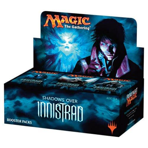 MTG Shadows over Innistrad Draft Booster Box