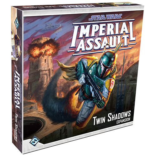 Star Wars: Imperial Assault Twin Shadows