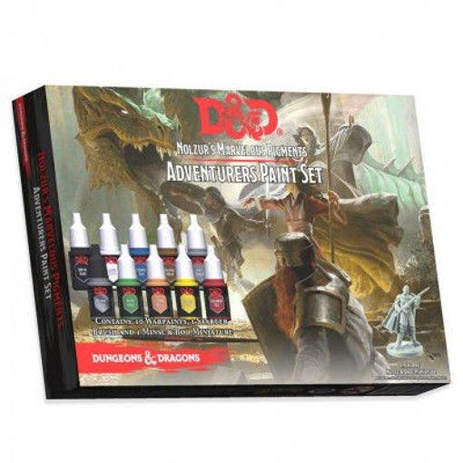 Dungeons & Dragons Nolzur`s Marvelous Pigments: Adventurers Paint Set