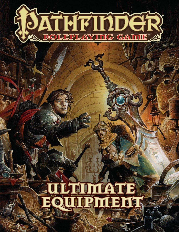 Ultimate Equipment - Pathfinder 1ED Hardcover