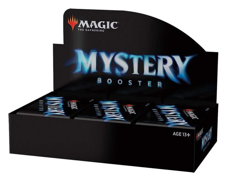 Magic the Gathering CCG: Mystery Booster Display (24)