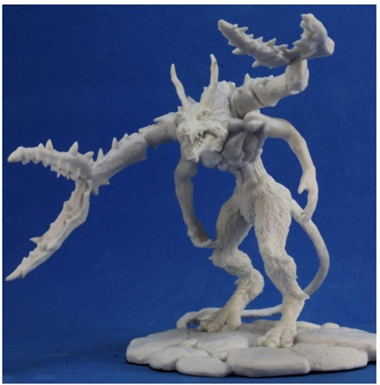Wolf Demon - Bones Miniature
