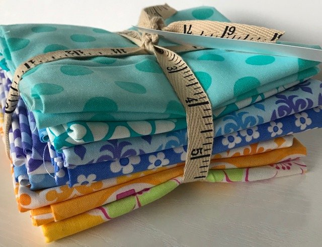 Fat Quarter (10) Bundle