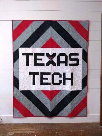 Texas Tech Moda fabrics