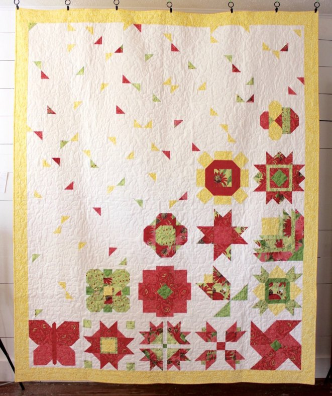 Spring Sew-Along quilt