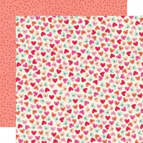 COLLECTION: Sweet Talk Double-Sided Cardstock 12X12