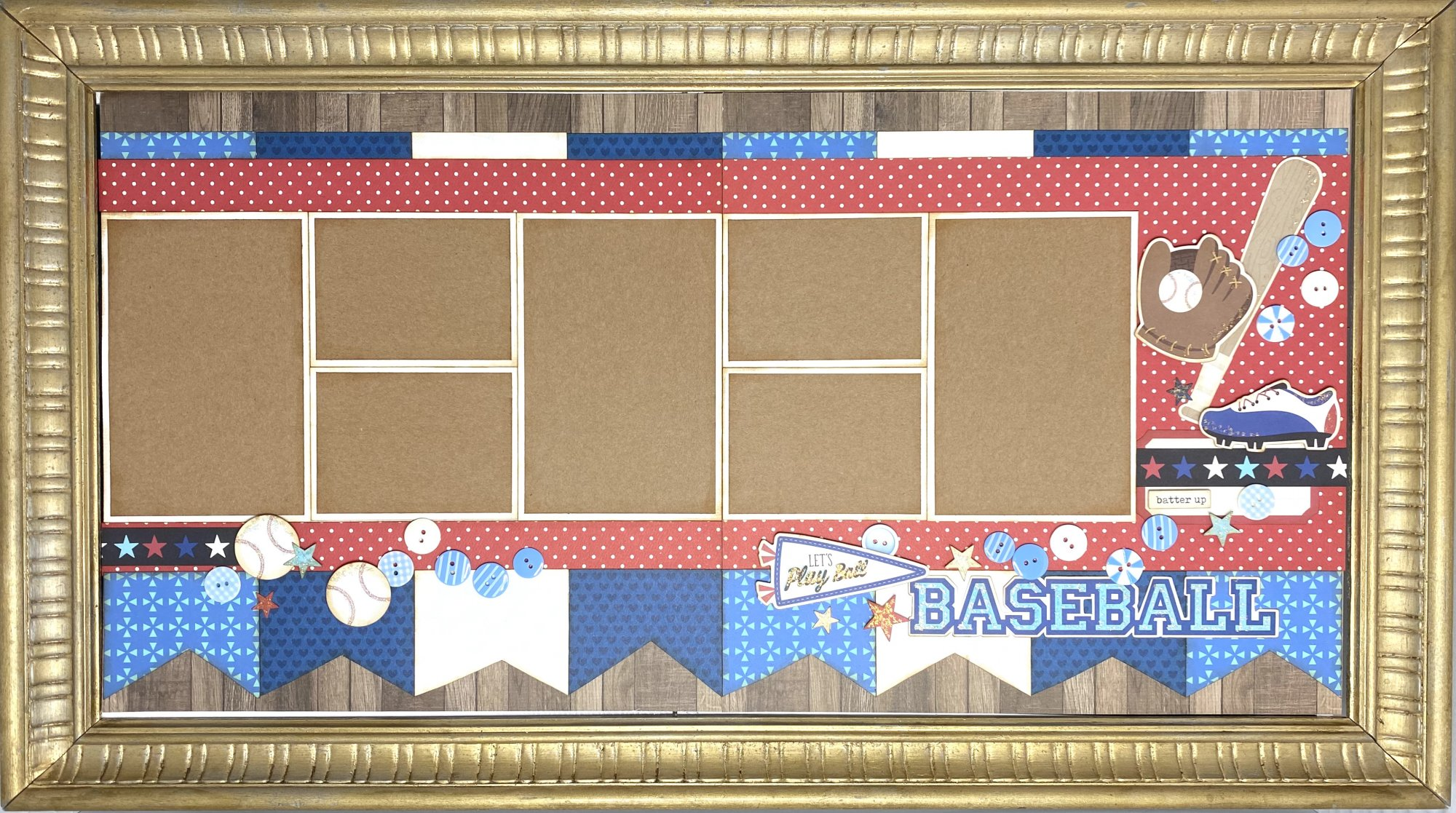 Baseball - Shannon's Special Layout