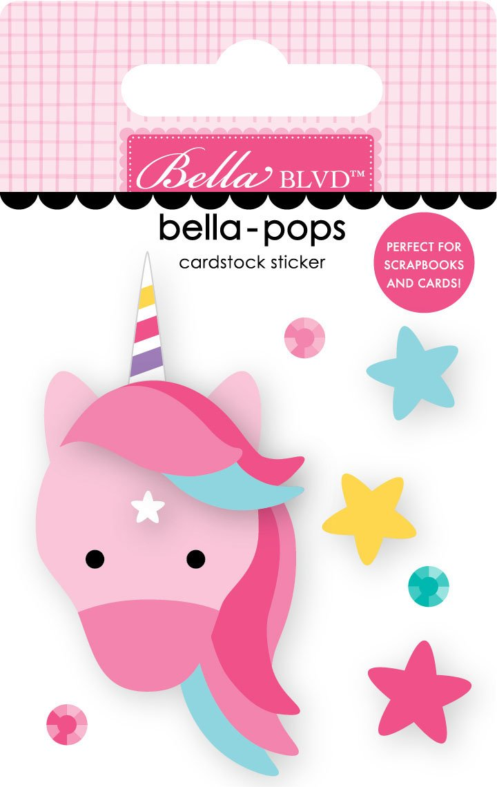 My Candy Girl - Unicorn Magic Bella-pops