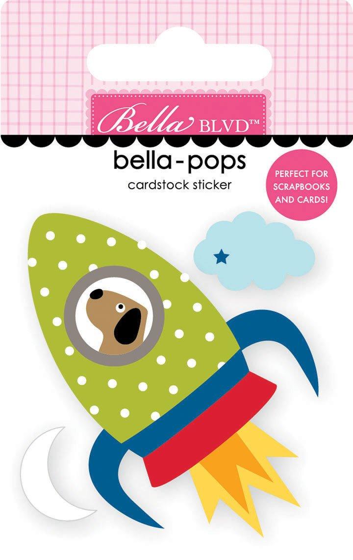 To The Moon - Soar High Bella-pops