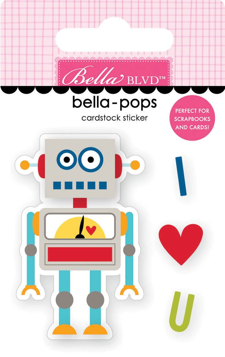 To The Moon - Mr. Robot Bella-pops