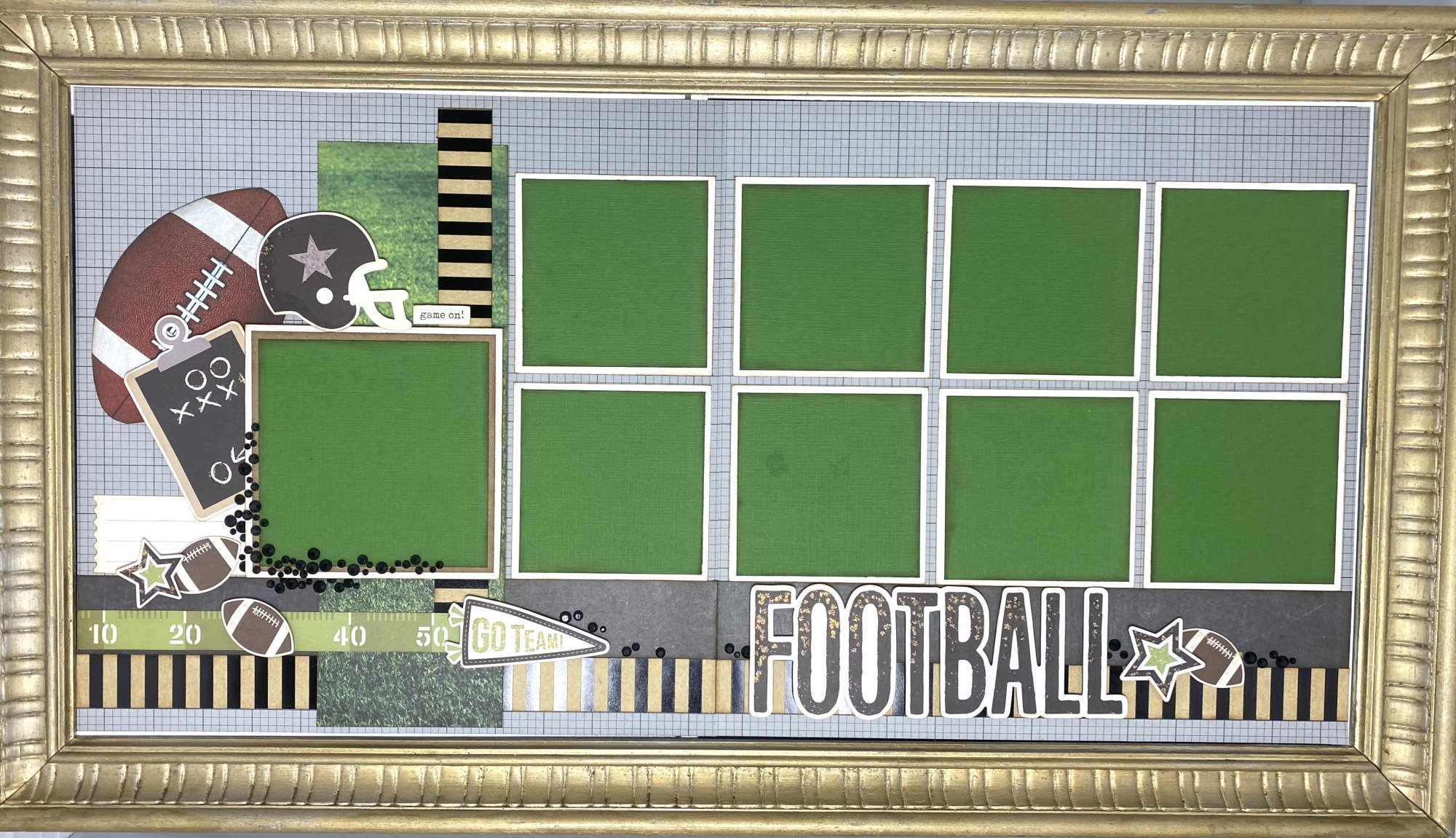 Football - Shannon's Special Layout