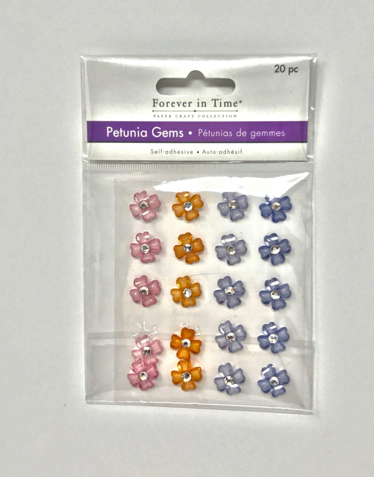 MultiCraft Petunia Gems- Pastel