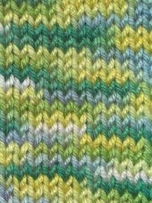 Ella Rae Cozy Soft Chunky Print Color #324 Yellowstone River