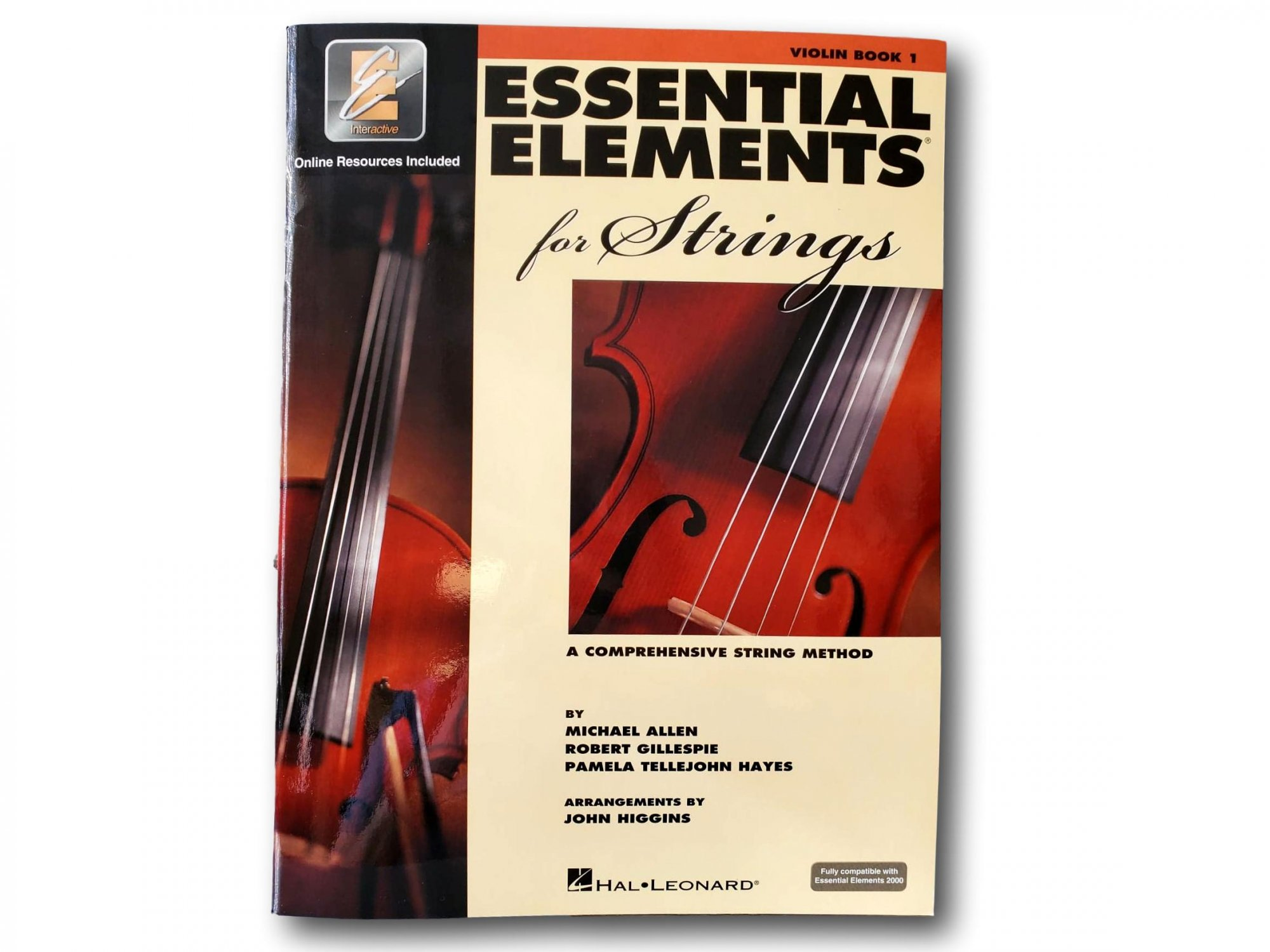Essential Elements for Strings 2000 - Violin