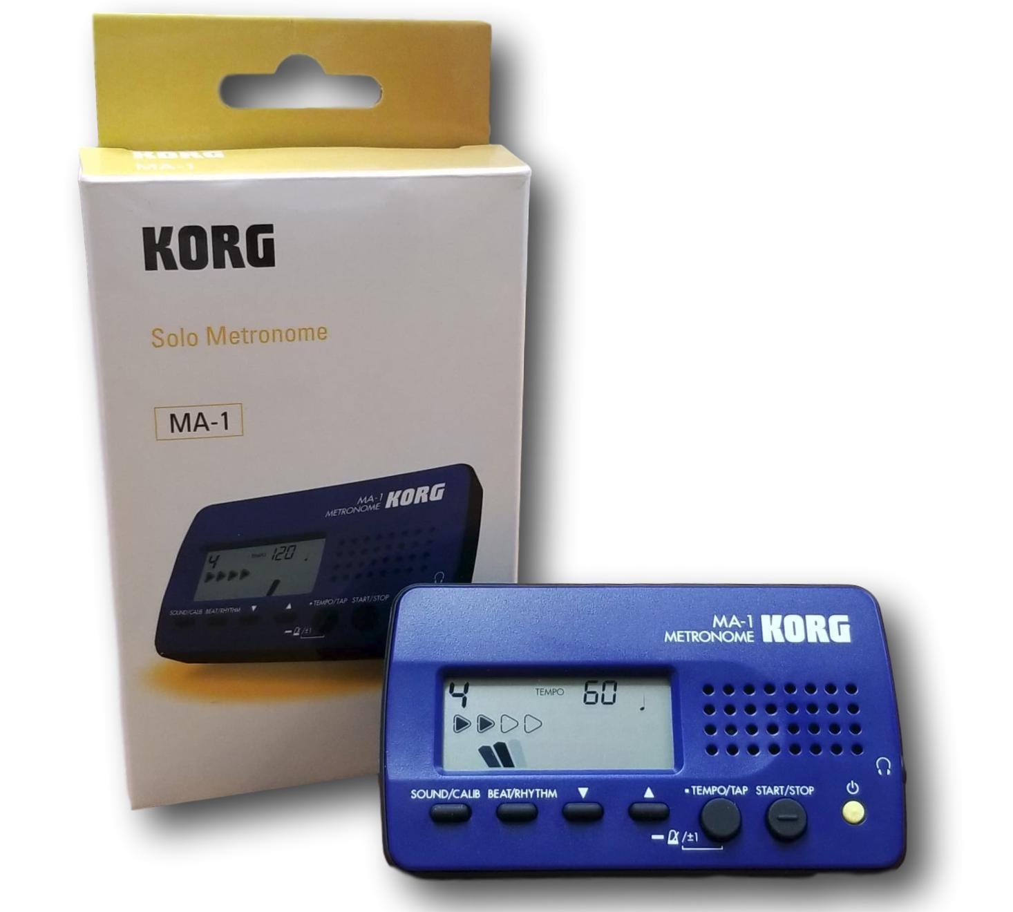 Korg Digital Metronome MA -1 Blue