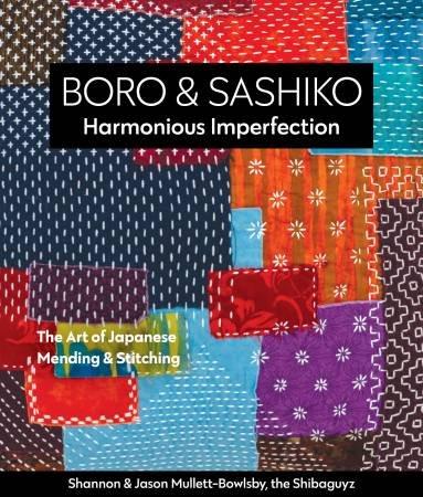 Book Boro and Sashiko Harmonious Imperfection