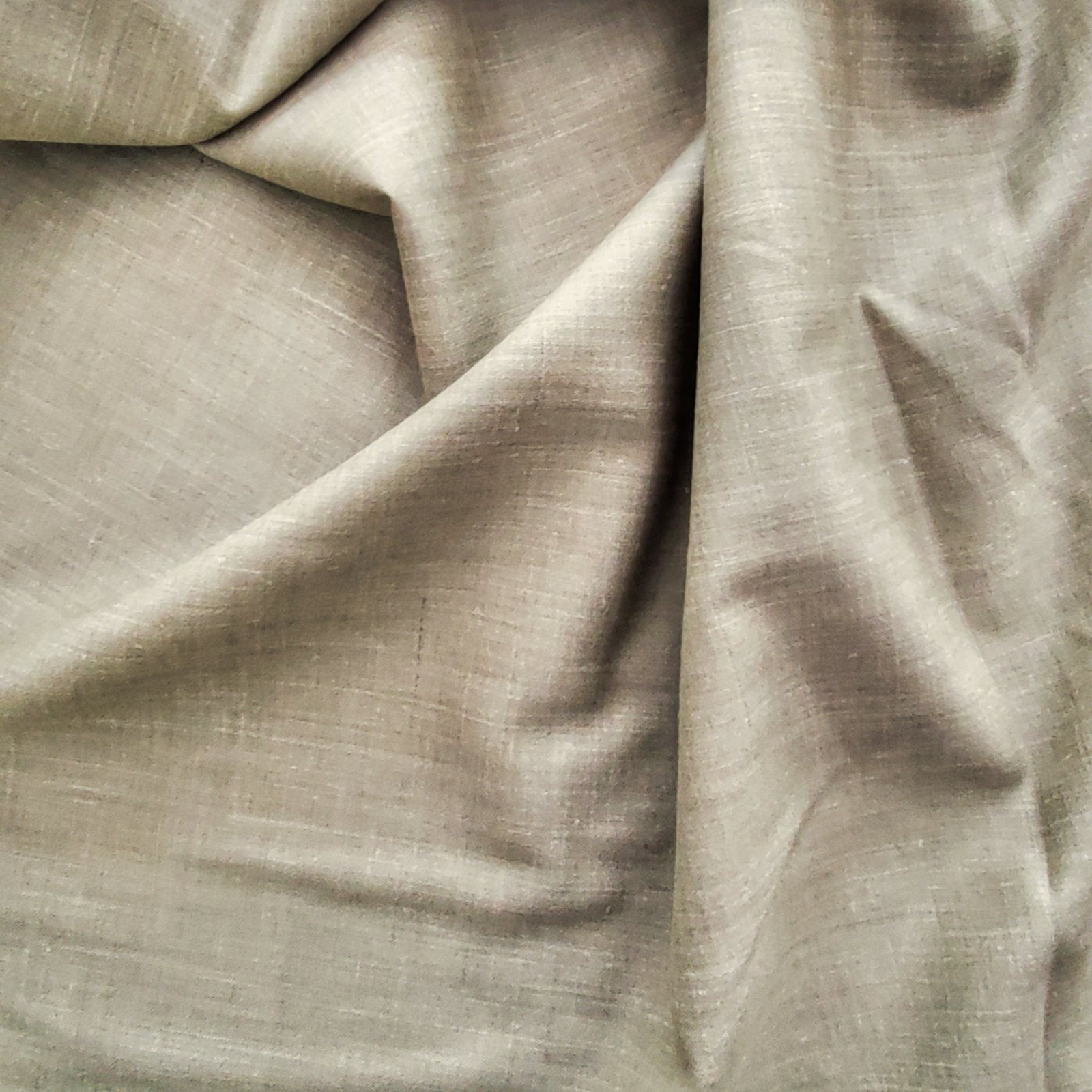 Fabric Silk/Wool/Linen Suiting