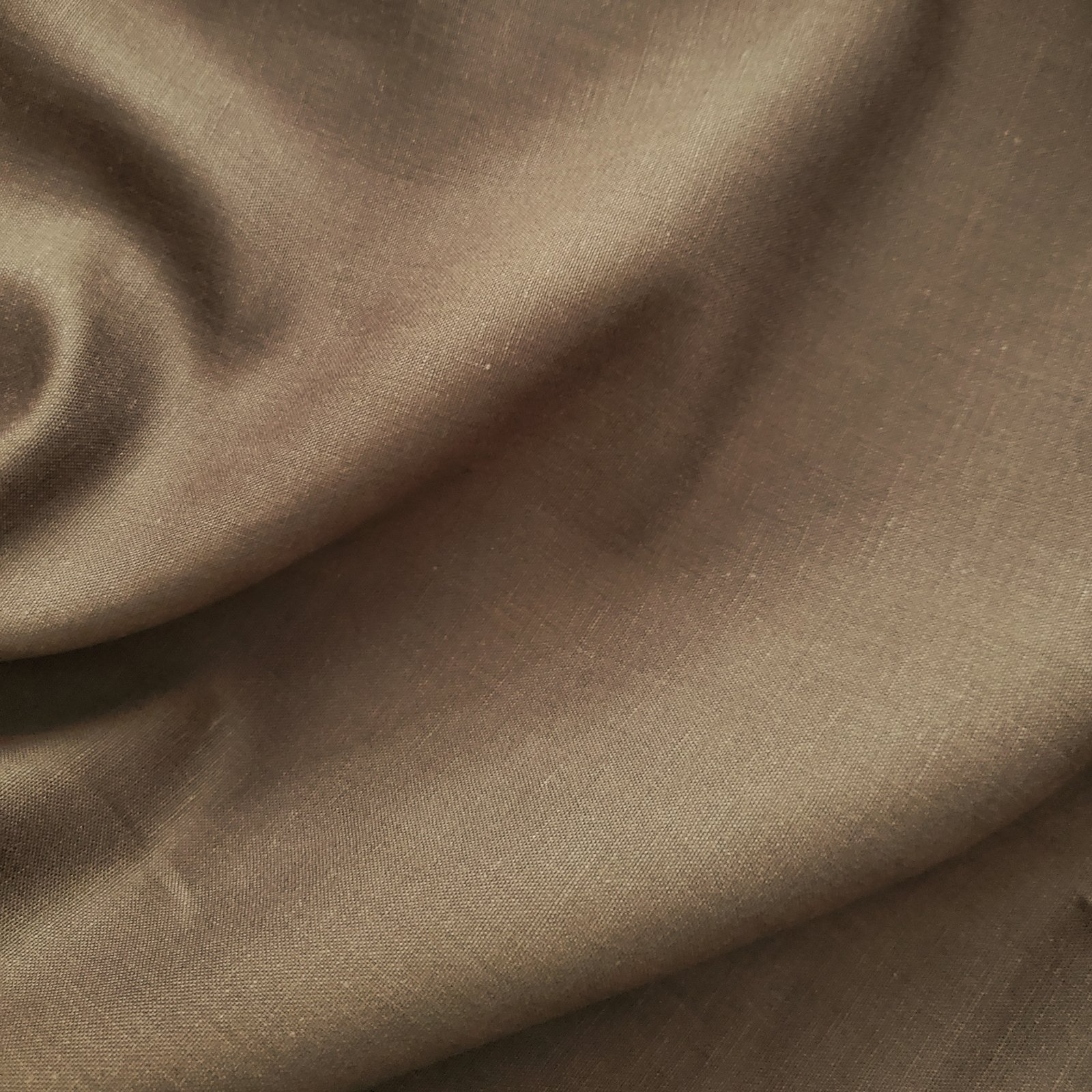 Fabric Wool Suiting Olive