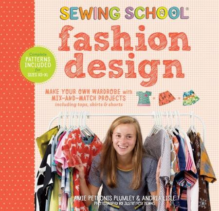 Book Sewing School Fashion Design Teen Sewing