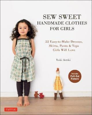Book Sew Sweet Handmade Clothes for Girls