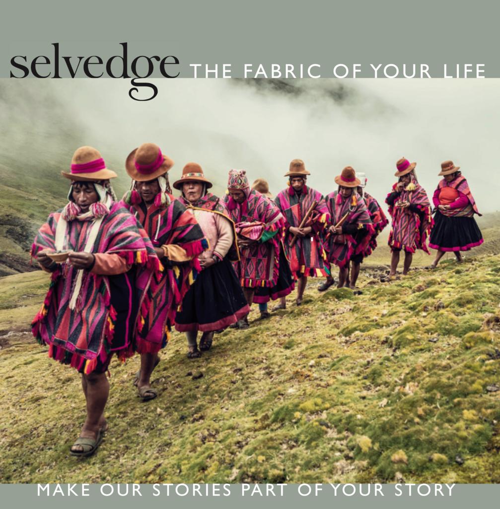 Magazine Selvedge - Issue 98