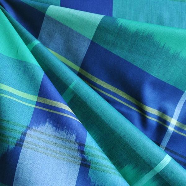 Fabric Big Love Ikat Midnight Anna Marie Horner