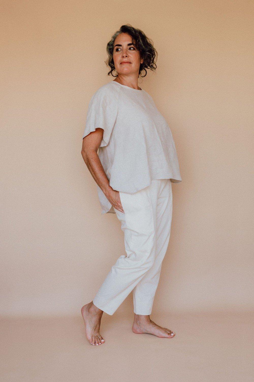 Pattern Darlow Pants In the Folds