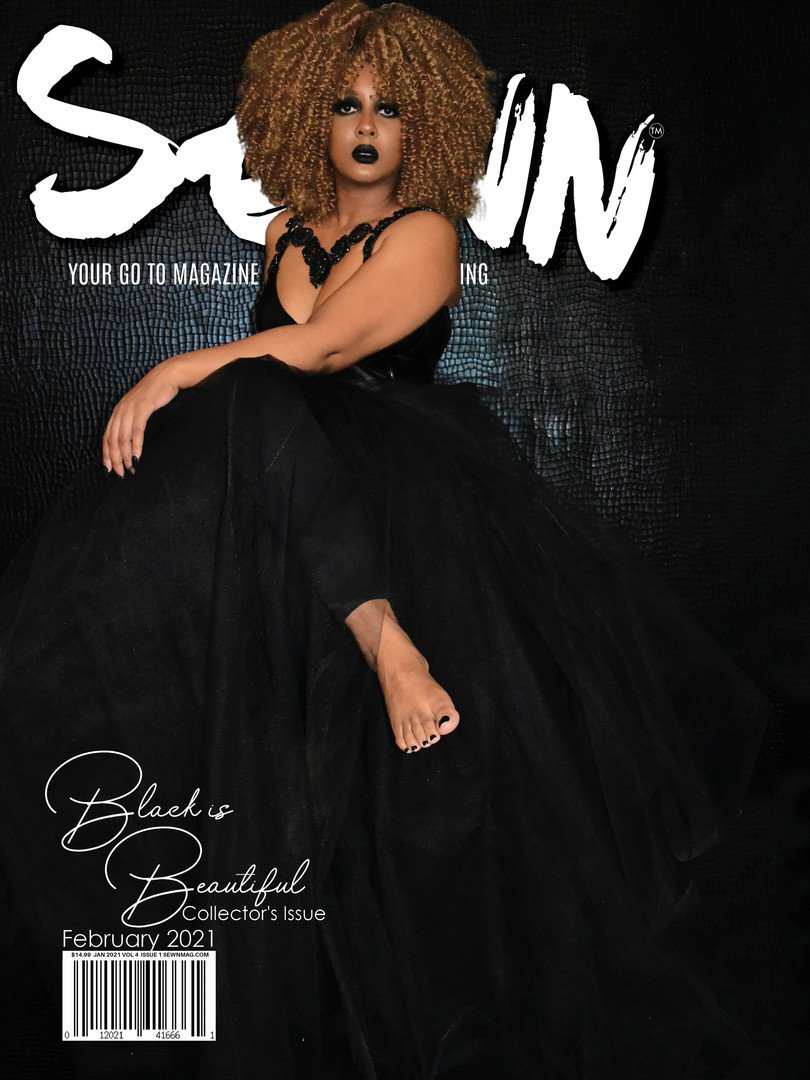 Sewn Magazine - February 2021 Vlm. 4.1