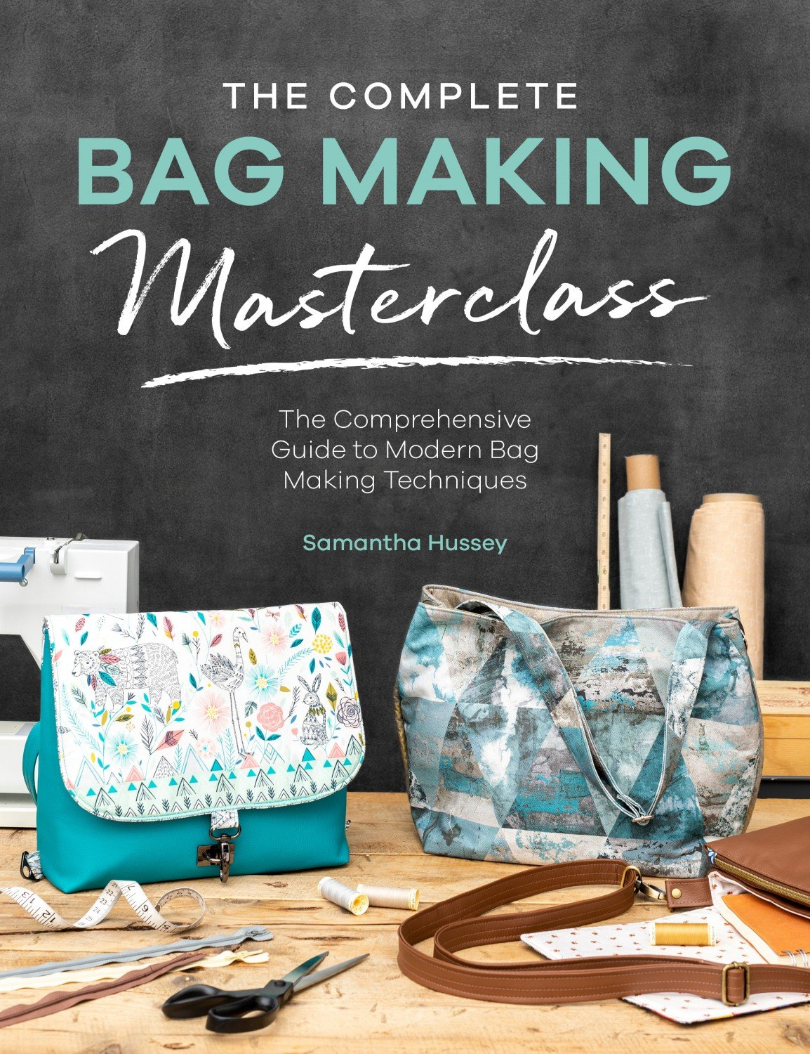 Book The Complete Bag Making Masterclass
