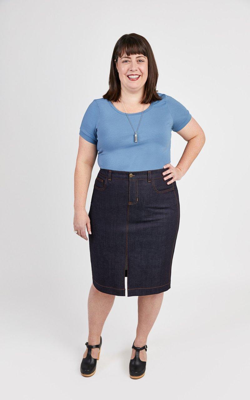 Pattern Ellis Skirt - Cashmerette Patterns - copy