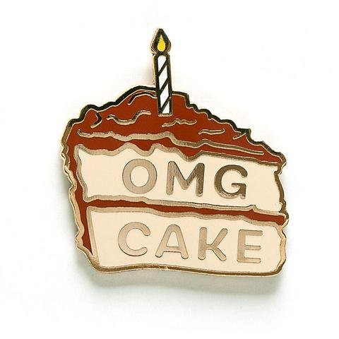 Pin - OMG Cake - Smarty Pants Paper Co.