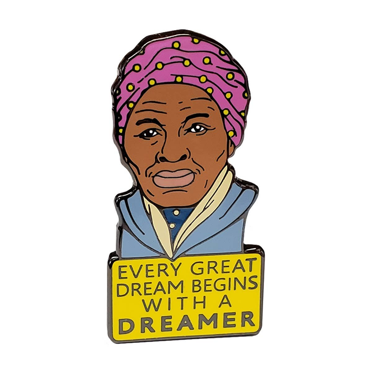 Pin Harriet Tubman